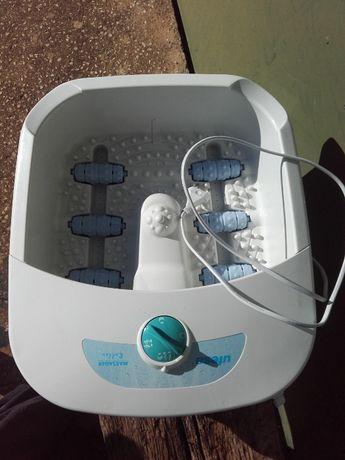 aparelho de massagens dos pés
