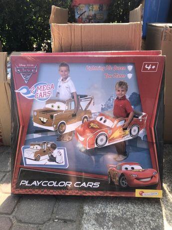 Playcolor cars do skladania i modelowania