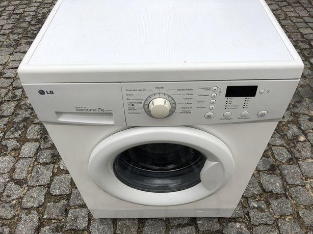 Maquina Lavar Roupa LG 7KG