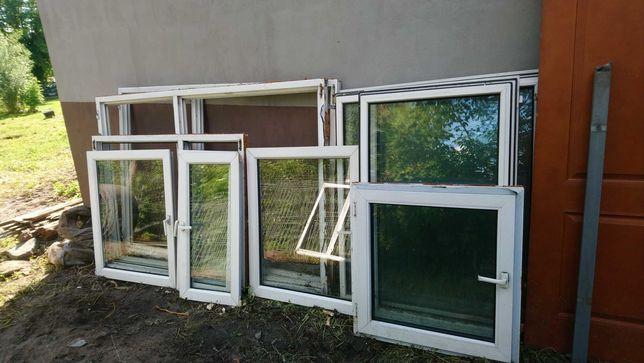 Okna z demontażu Zarezerwowane do 16.06