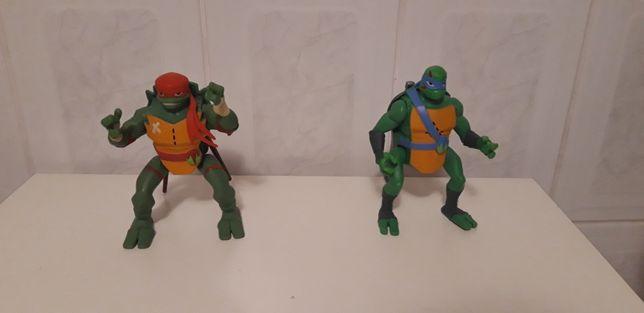 Interaktywne żółwie ninja.