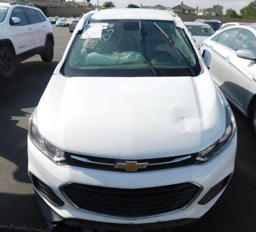В разборе Chevrolet Trax 2016-2018