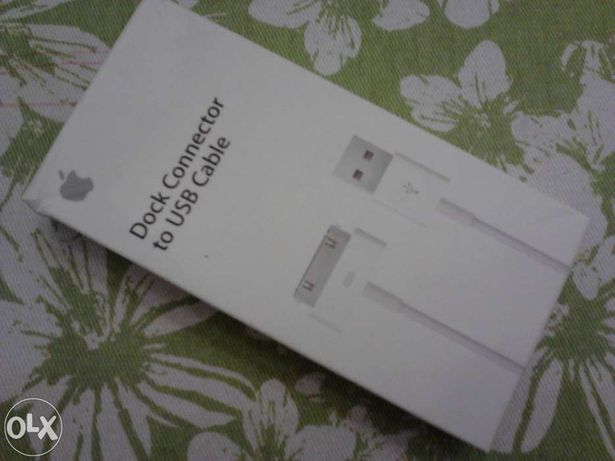 Vendo dock conector to usb cable apple