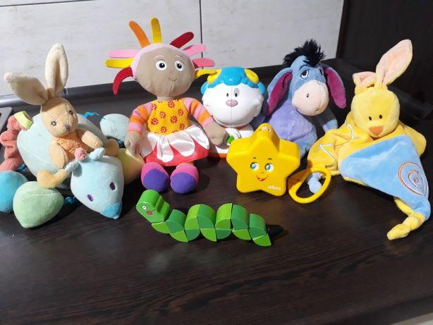 Іграшки музькальні