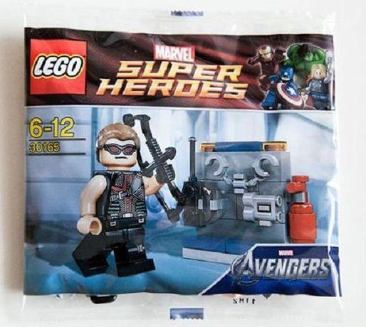 LEGO 30165 HAWKEYE Super Heroes Nowa Oryginalna Figurka Minifigures