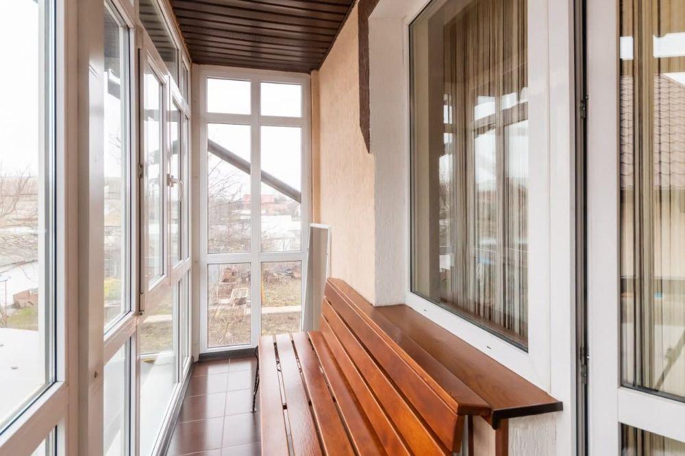 Дома в городе Борисполь с сауной, баней, мангалом ,камином-1