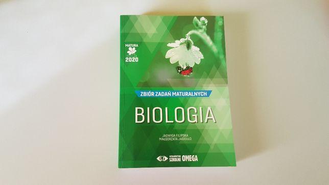 OMEGA Biologia NOWA zbiór zadań maturalnych Jagiełło Filipska matura