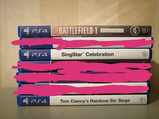 Gry na konsolę PS4