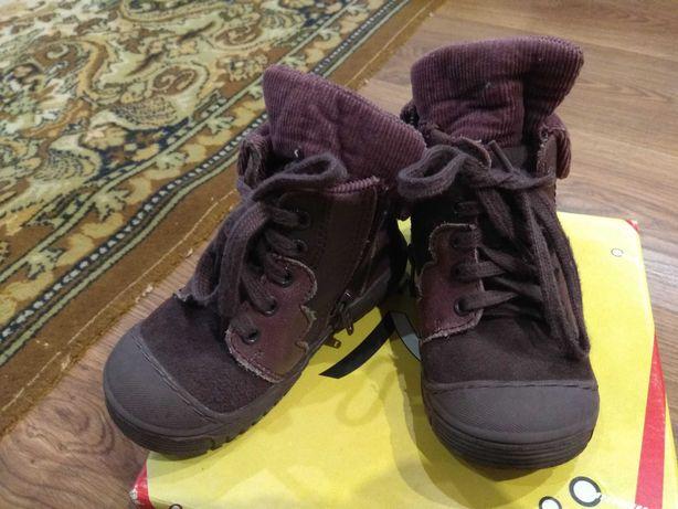 Демисезонные ботинки сапоги Miss 24 р