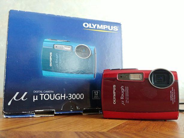 W pełni sprawny Olympus mju tough-3000