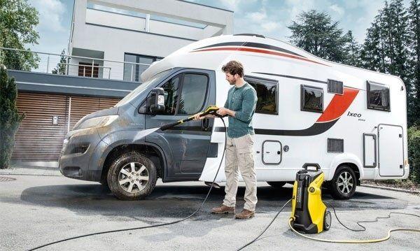 Higienização de ligeiros e Autocaravanas