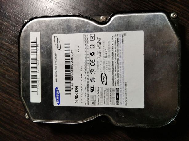 Жорсткий диск   Samsung