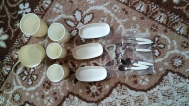 Дорожный набор для еды и напитков