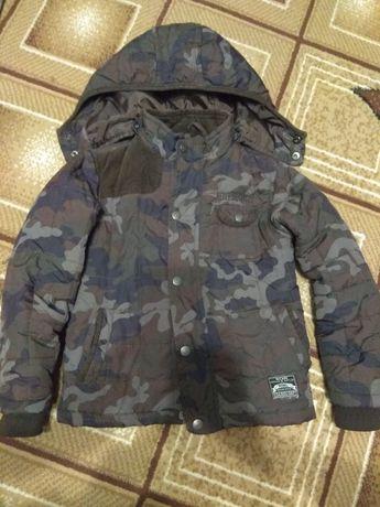 Хлопчача   куртка