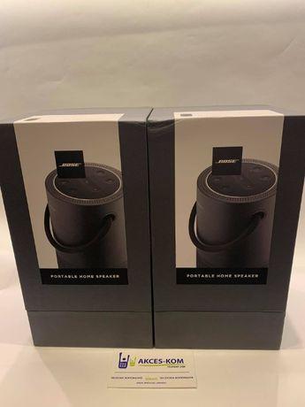 AKCES-KOM Nowy głośnik Bose Portable Home SPEAKER czarny gwarancja