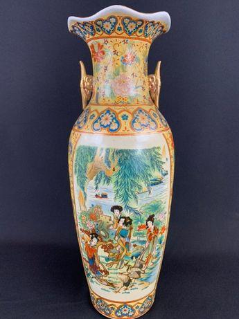 Винтажная ваза китайском стиле