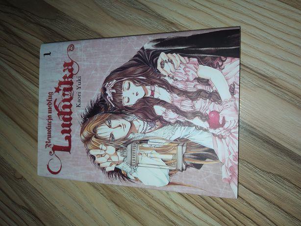 Rewolucja według Ludwika manga, mangi