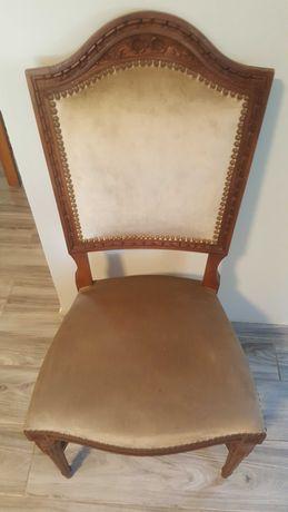 6 cadeiras rústicas