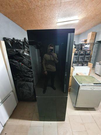 Холодильник  Siemens KG36N Чорний Обсидиан Multi Airflow 1.8м NoFrost