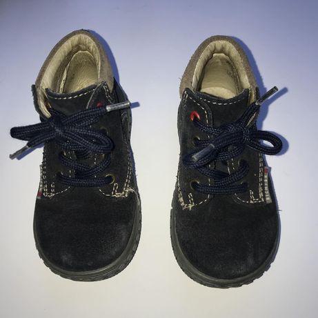 Шкіряні чобітки Richter