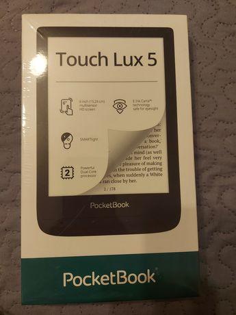Czytnik e-booków PocketBook Touch Lux 5