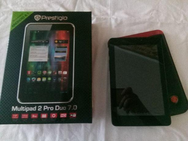 Планшет Prestigio MultiPad 2 Pro Duo 7.0 Black на запчасти или восстан