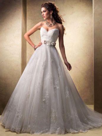 Свадебное платье дизайнер Maggie Sottero