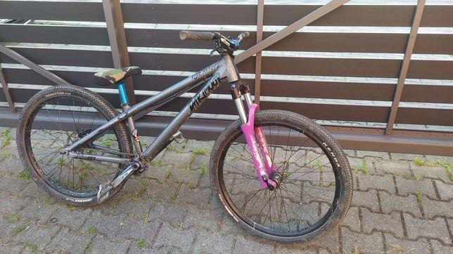 dartmoor two6player na bikes dirt street dirtówka rock shox