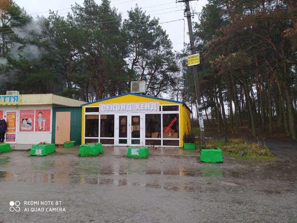Продам магазин із землею у власності, смт. Першотравенск