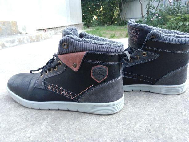 Черевики, ботинки, кроссовки, обувь зимняя, взуття зимове для підлітка