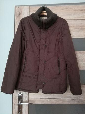 Ciepła kurtka płaszcz CROPP rozmiar L