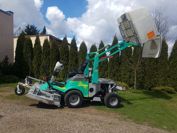Traktorek,Kosiarka Grillo FD 1500 Pro 4x4