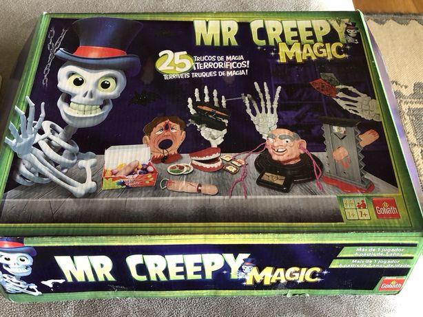 Mr Creepy Magic