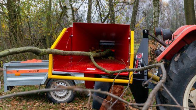 Rębak do gałęzi do 10cm R-100 POLSKA MASZYNA