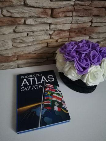 Atlas świata, mapy