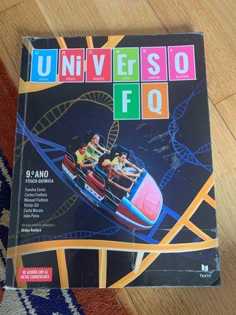 Manual de FQ 9ano