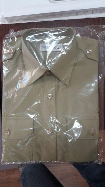 Nowa Koszula khaki