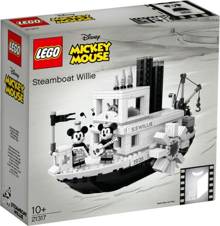 LEGO Ideas - Disney Mickey Mouse 21317 (Пароходик Вилли)