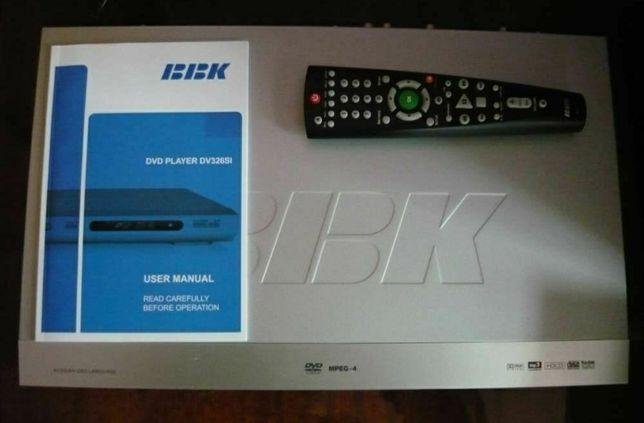 Продаю DVD-плеер BBK DV326SI