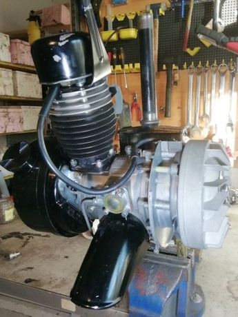 Motor solex 3800