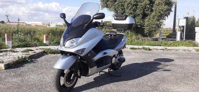 Yamaha Tmax 500 troca