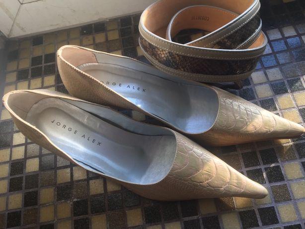 Туфли Jorge Alex женские
