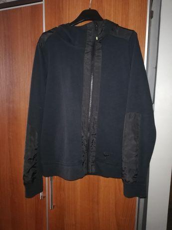 Bluza dresowa czarna m