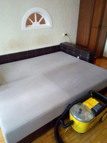 Химчистка дивана, матраса, ковров, ковролина. Бесплатный выезд
