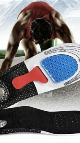 Стельки спортивные ортопедические и магнитные для похудения.