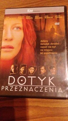 """Film DVD""""Dotyk przeznaczenia"""" Cate Blanchett, Keanu Reeves, Kate Holme"""