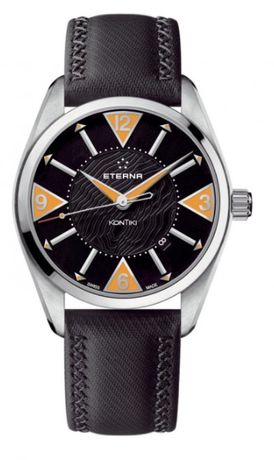 Eterna Kontiki Date Orange