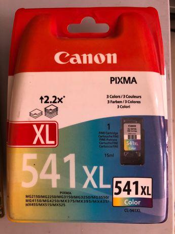 Картридж Canon cl-541xl