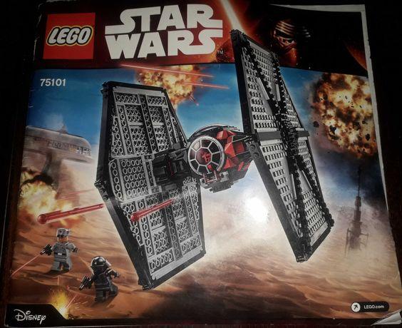 Lego Star Wars Tie Fighter, klocki