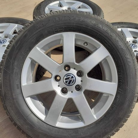 Диски VW R16 5x112 Golf Jetta Caddy Touran T4 Skoda Octavia Seat Leon
